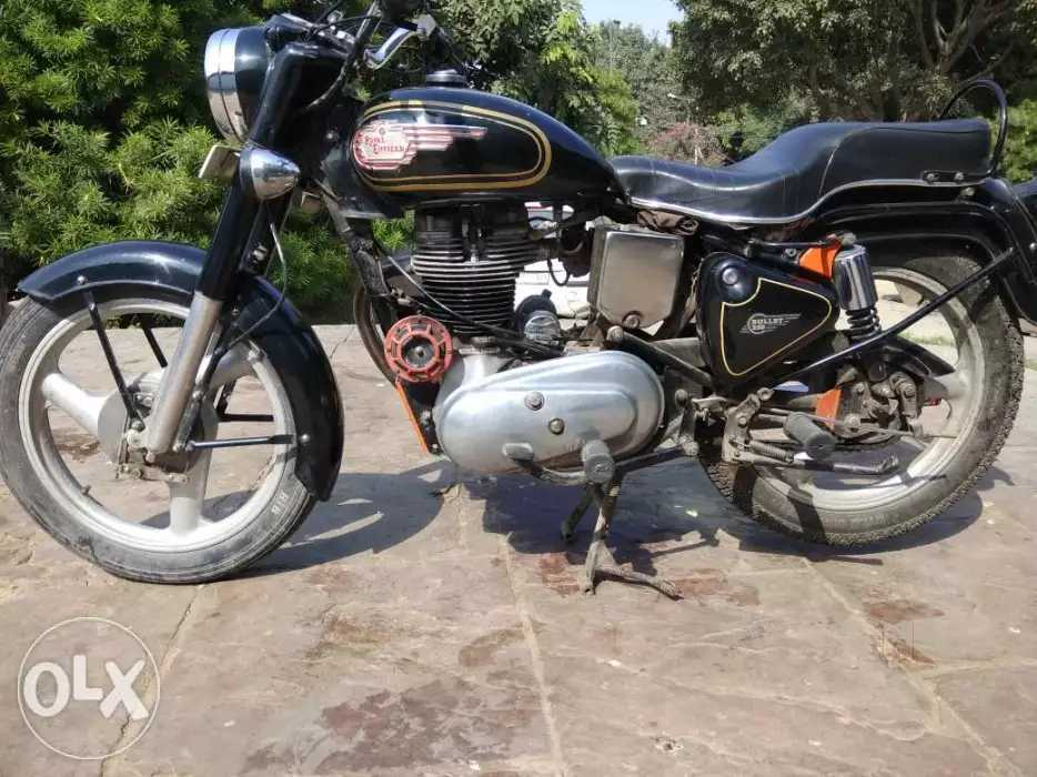 Top 30 Royal Enfield Motorcycle Customization Services in