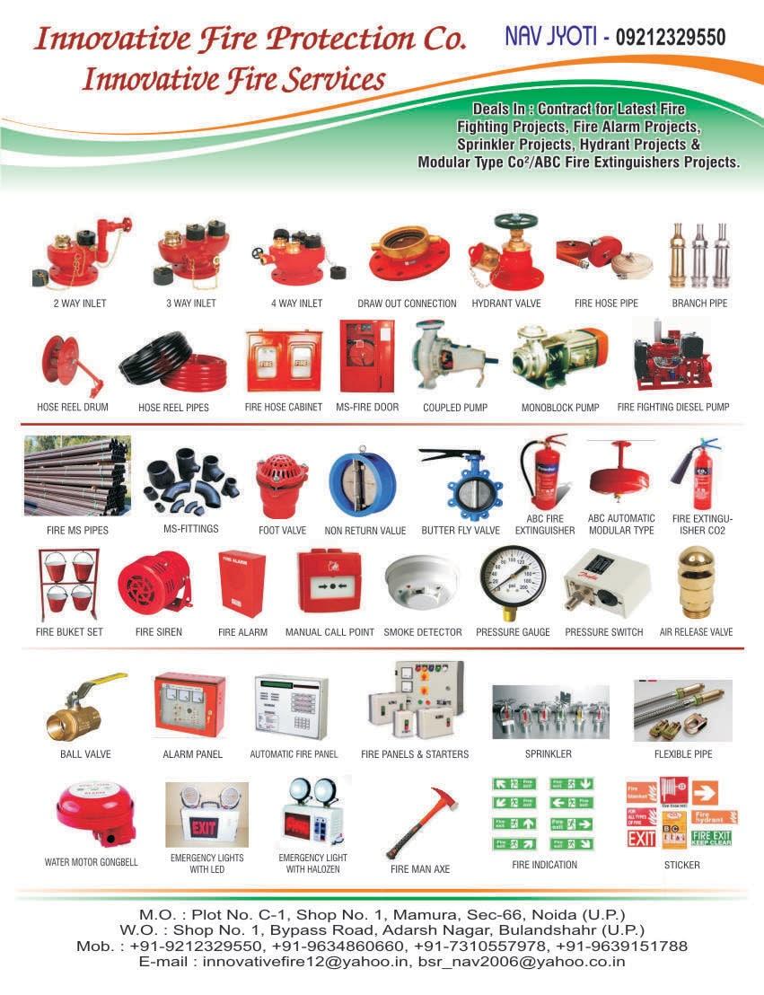 Top 20 Notifier Fire Alarm Dealers in Delhi - Best Notifier Fire
