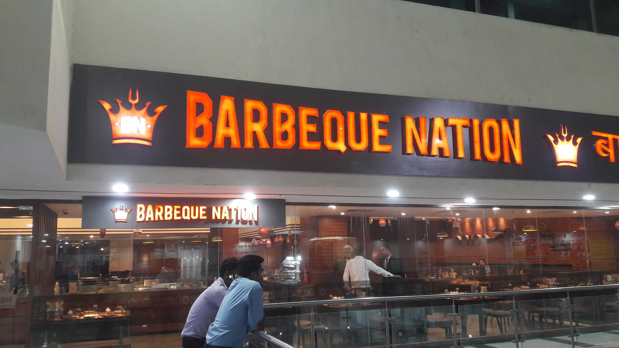 Find List Of Barbeque Nation Restaurants In Noida Sector 63