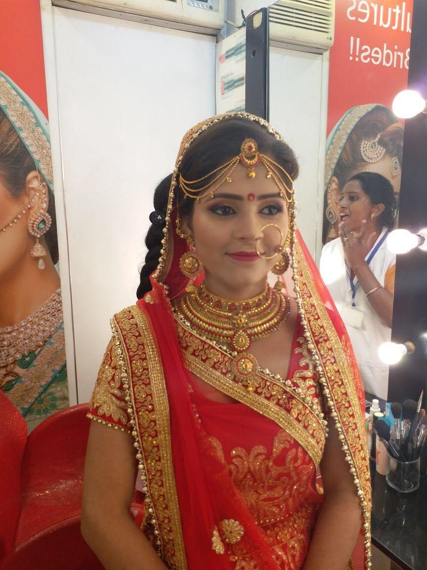 Bridal Makeup Artists in Sarita Vihar, Delhi