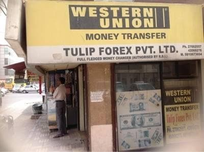 Forex transfer from india