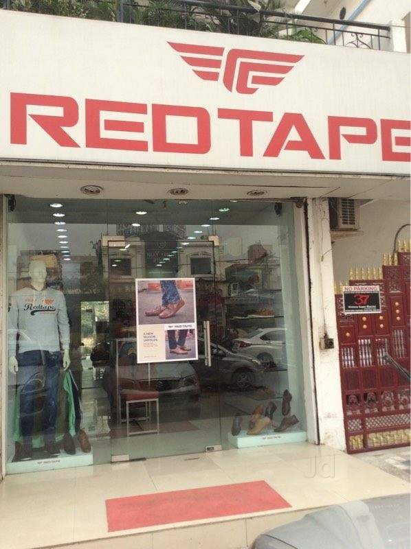 Red Tape Exclusive Store, Paschim Vihar