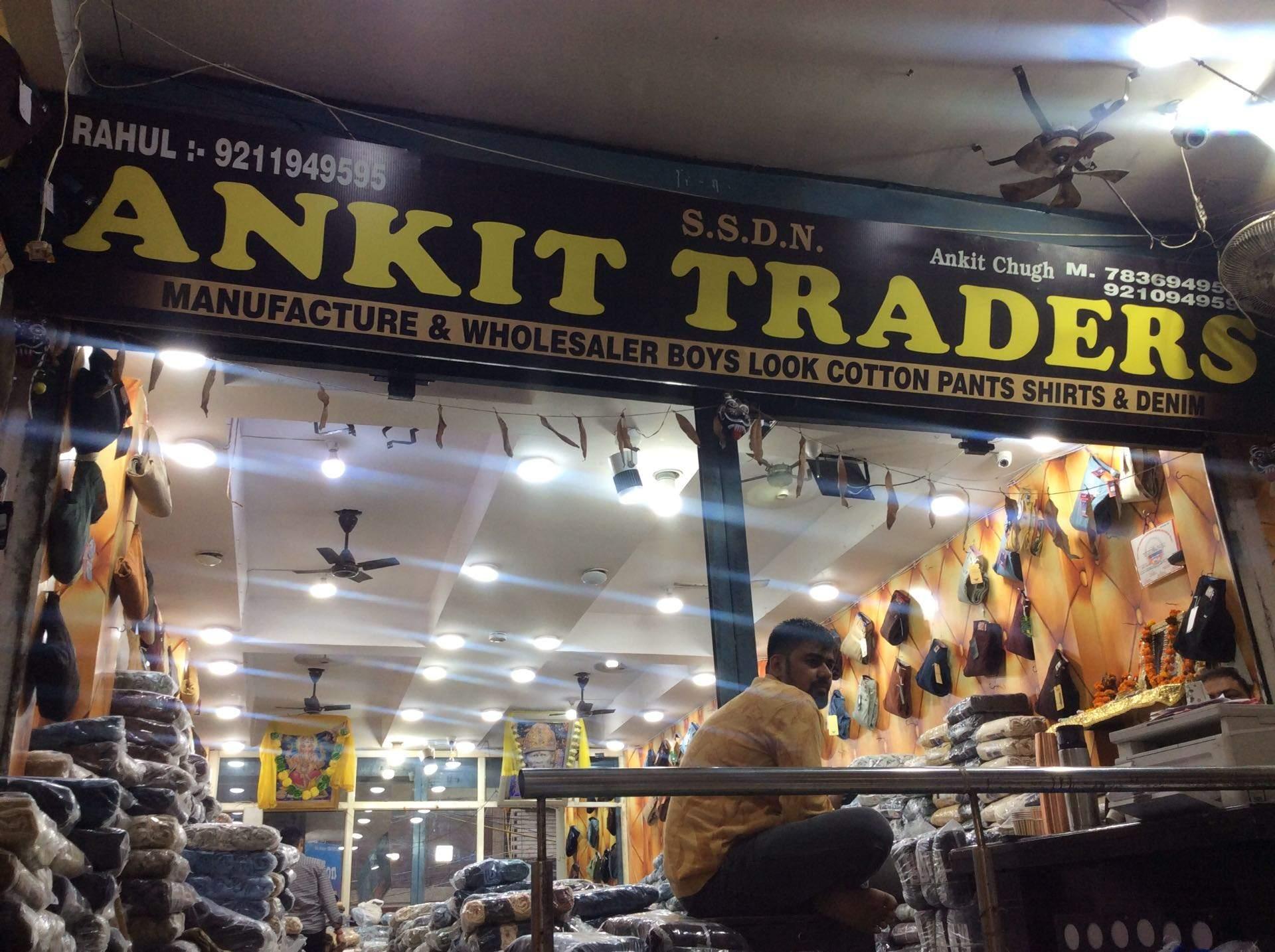 b33274ede84 Top 20 Men Cotton Trouser Wholesalers in Tank Road Karol Bagh