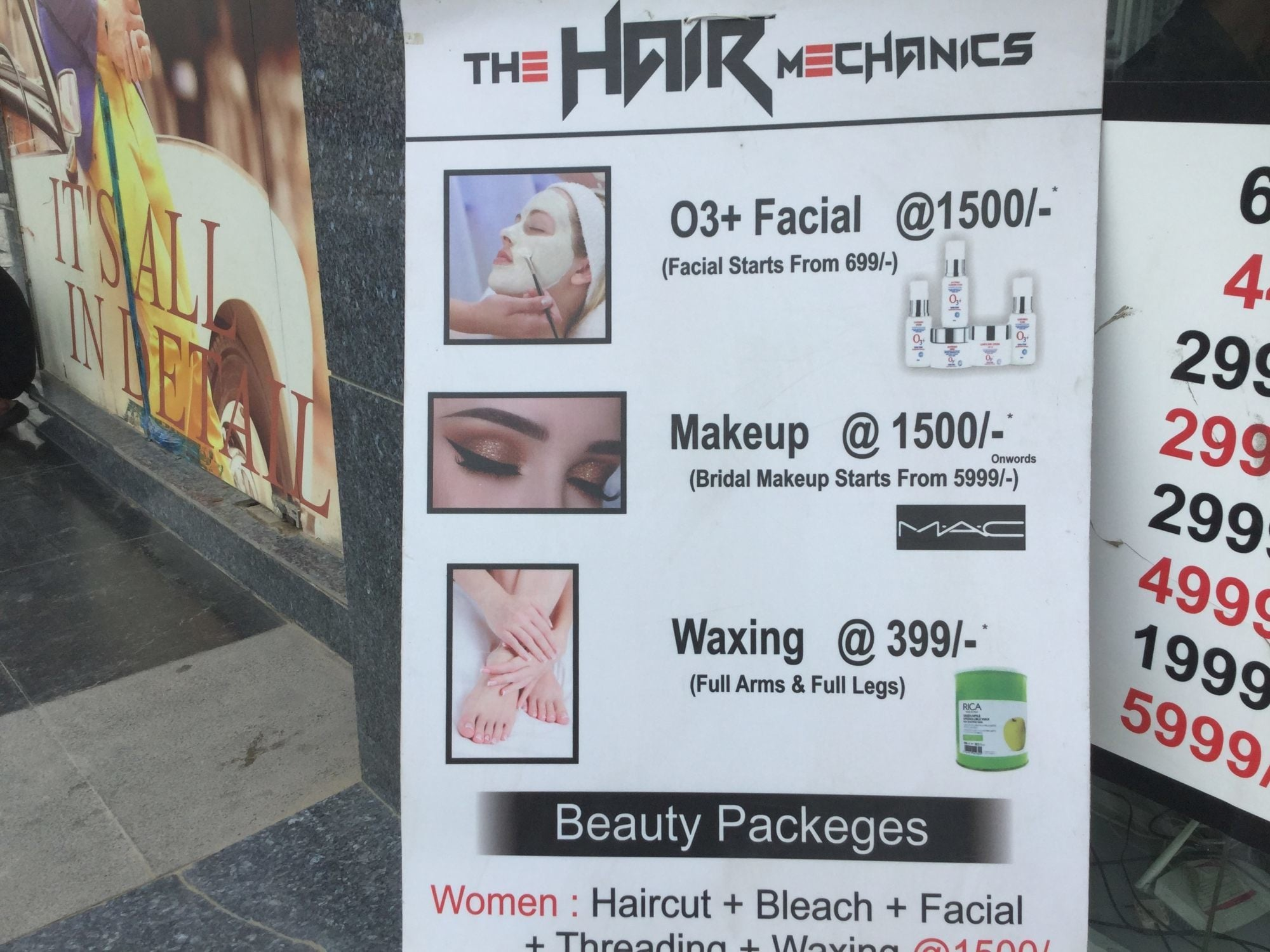 Hair Code Express (V12S Mall), Nirman Vihar - Salons in Delhi