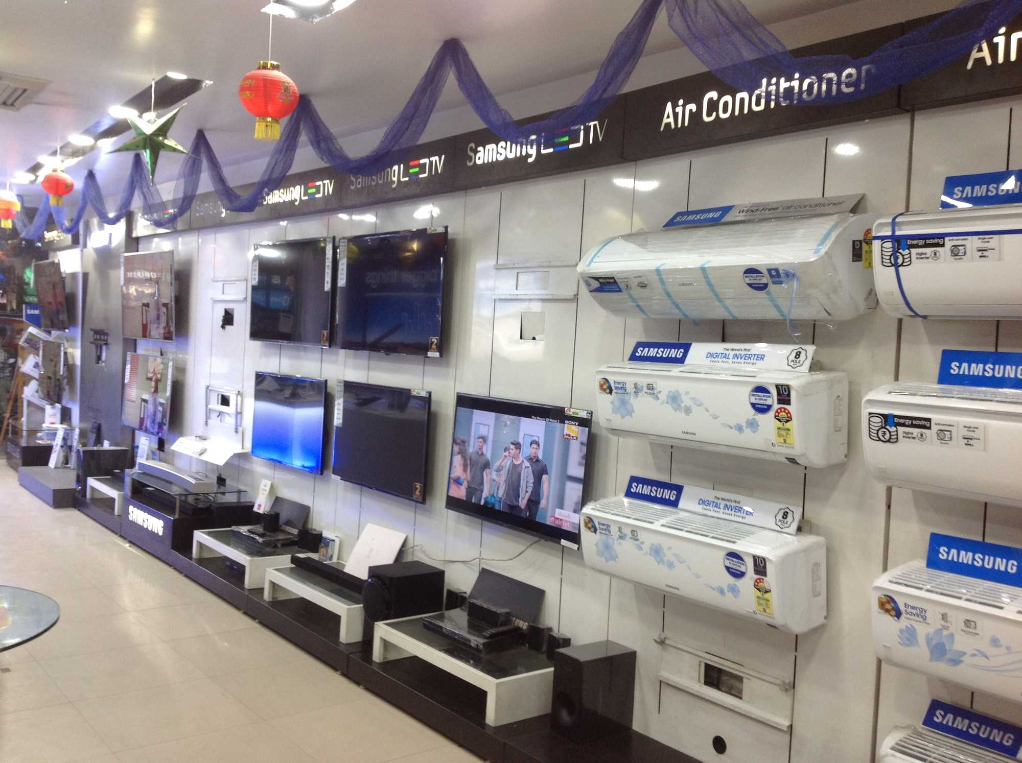 Samsung Refrigerator Dealers - Samsung Fridge in Connaught Place
