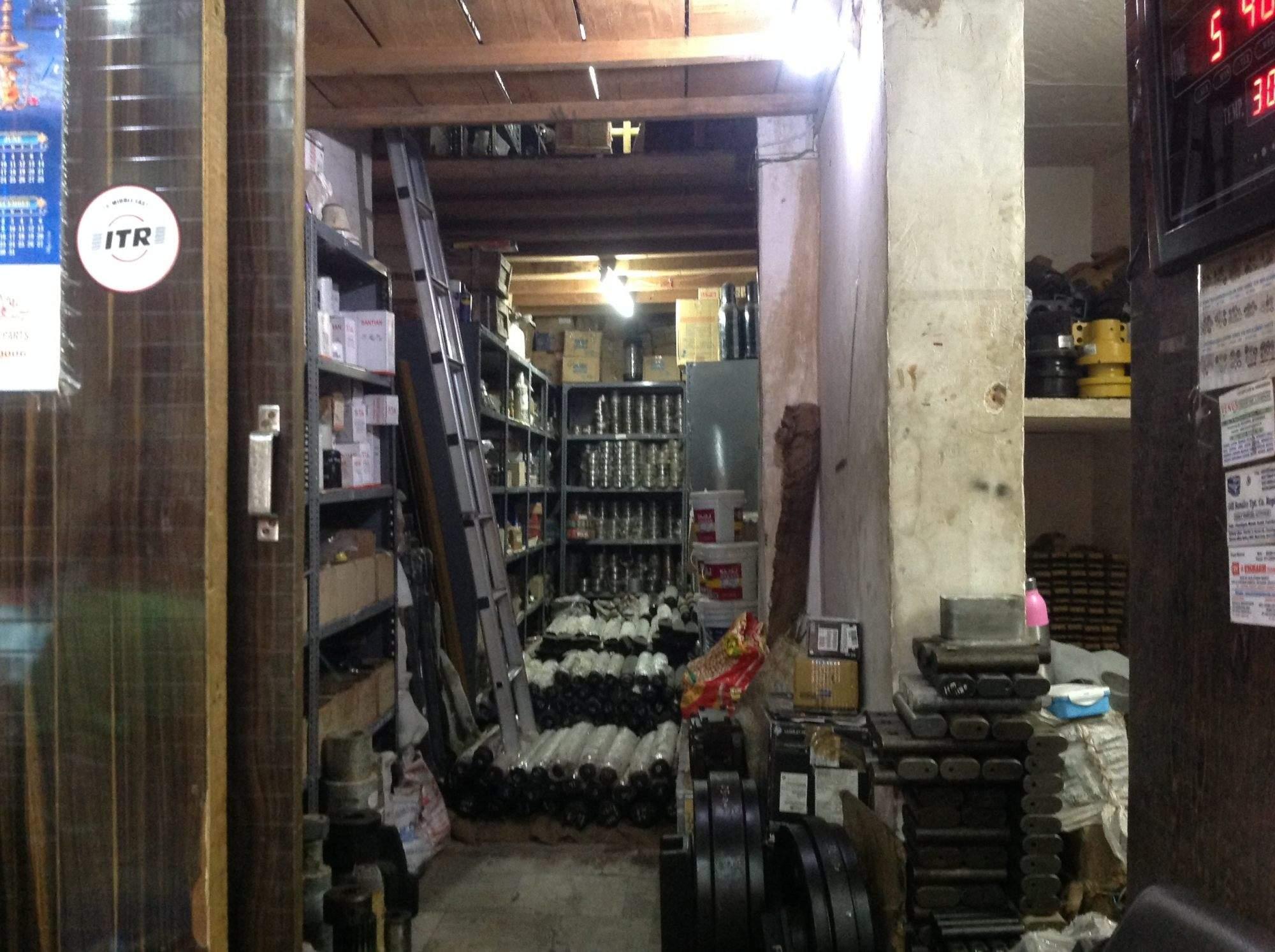 Komatsu Parts Dealers Near Me