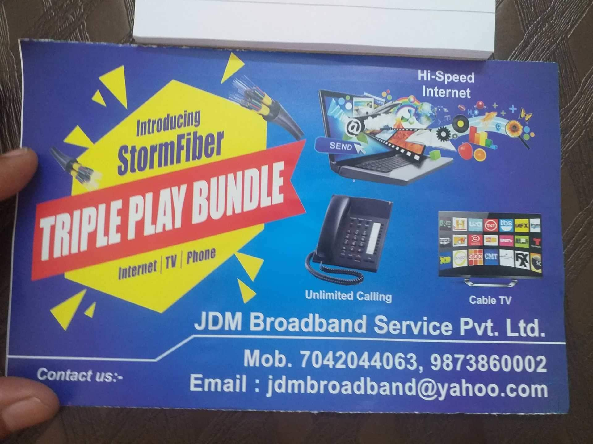 Top Broadband Services in Mangolpuri Industrial Area Phase 2