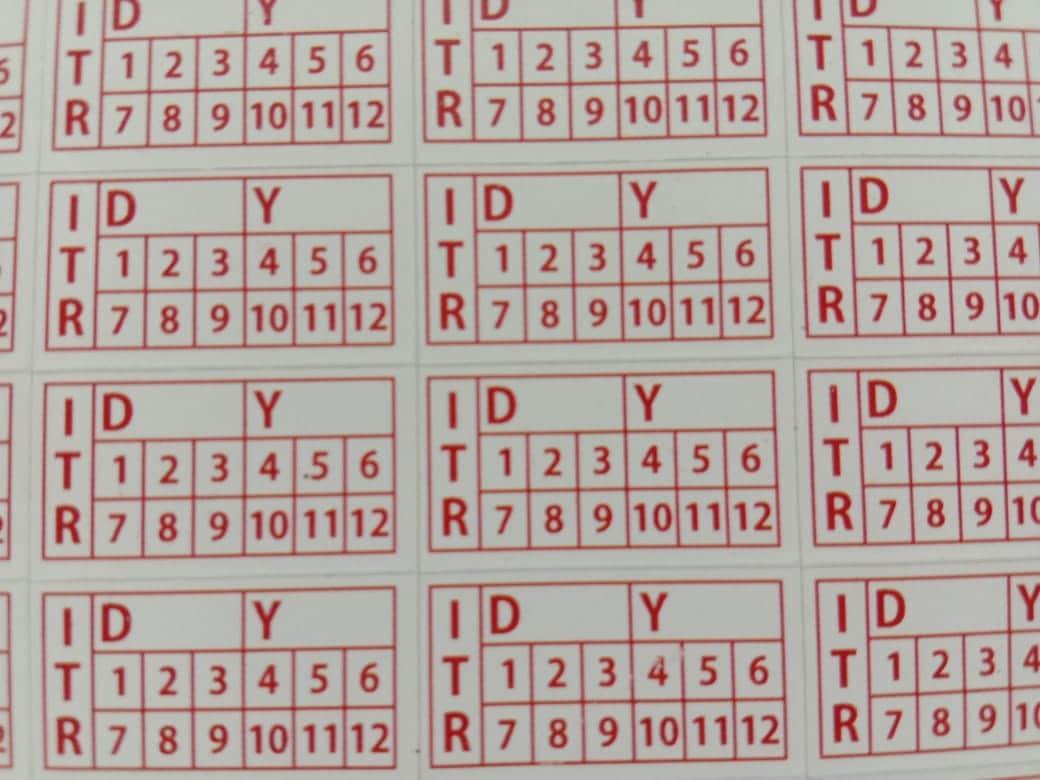 Dome sticker manufacturers delhi