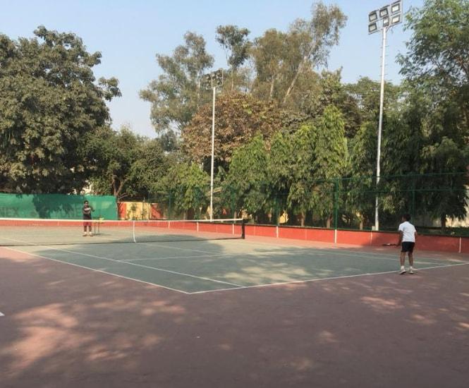 Vision Tennis Academy Tennis Classes In Faridabad Delhi Justdial