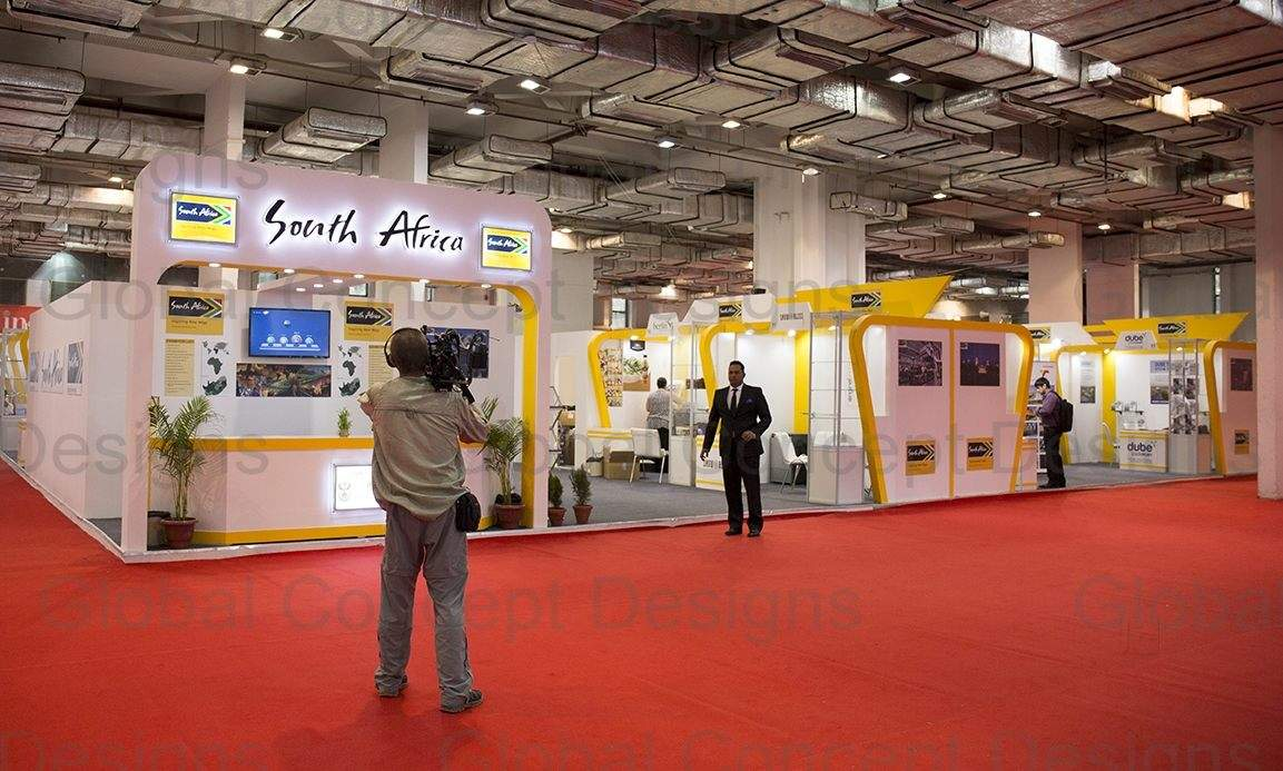 Exhibition Stall Booking In : Top 100 exhibition stalls on hire in delhi best octanorm on hire