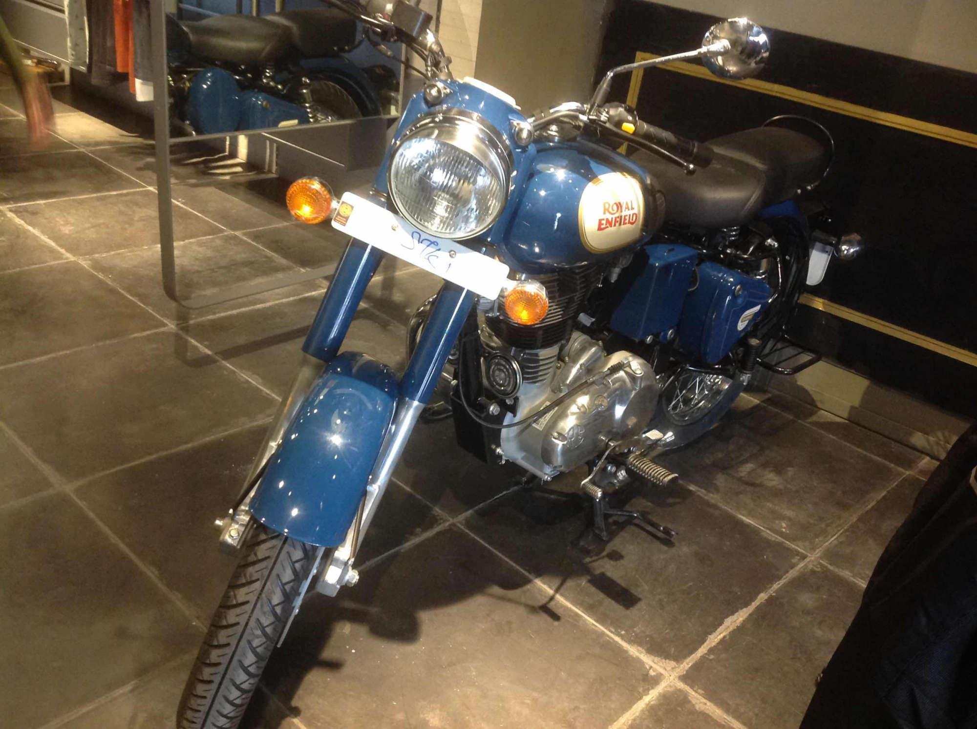 Top 100 Royal Enfield Motorcycle Repair & Services in Delhi