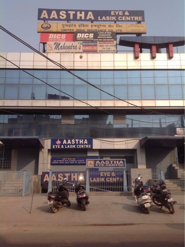 Image result for Aastha Eye Centre, Faridabad, Haryana, India
