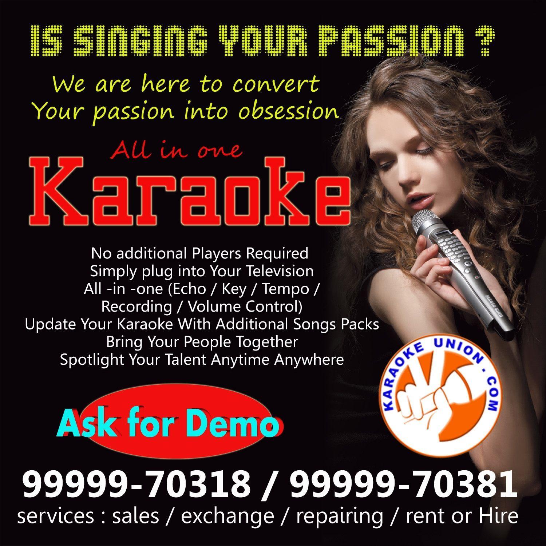 Top 10 Karaoke System Dealers in Delhi - Best Karoke System