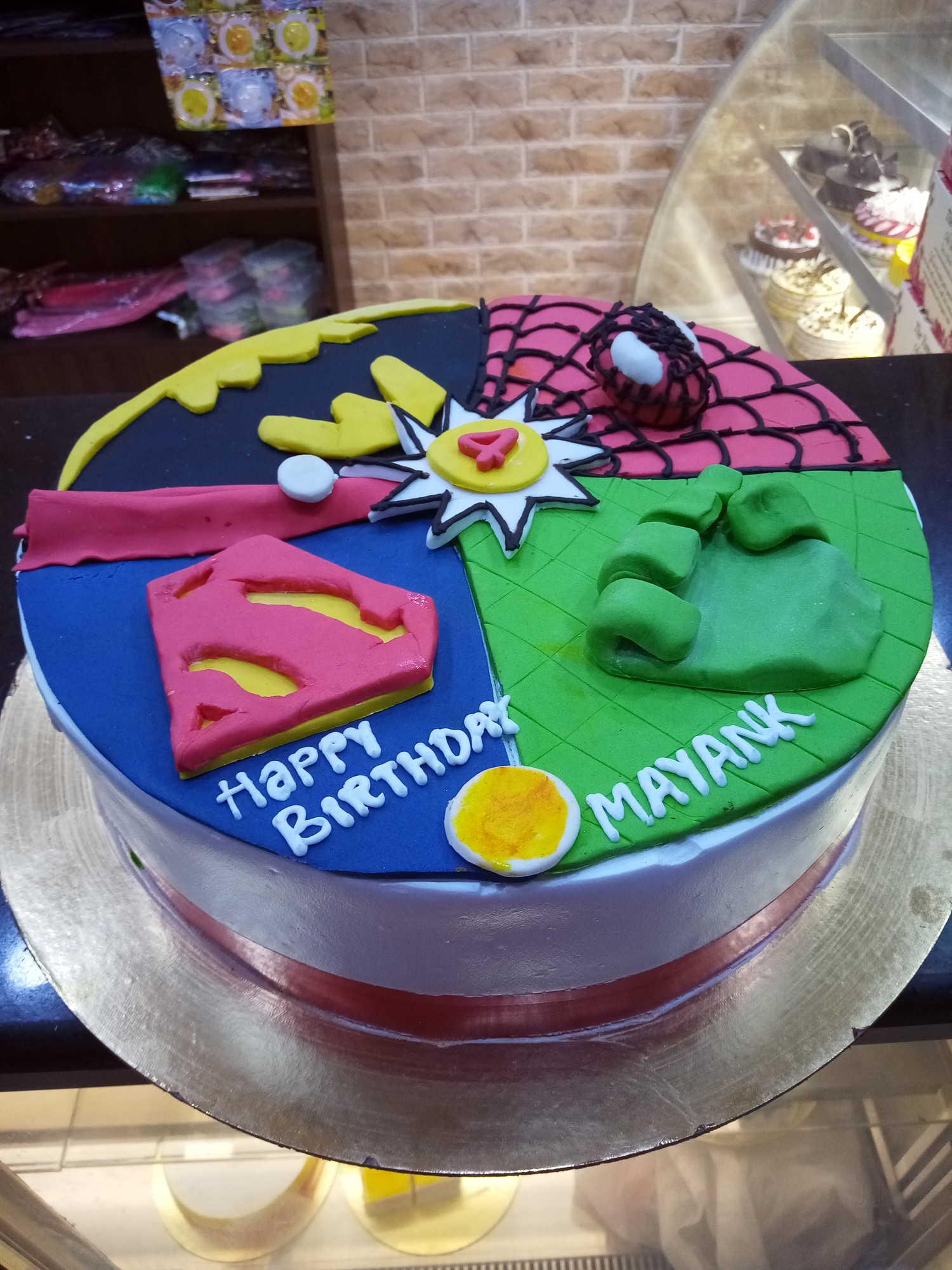Cake Delivery Services In Shopprix Mall Noida Sector 61 Delhi