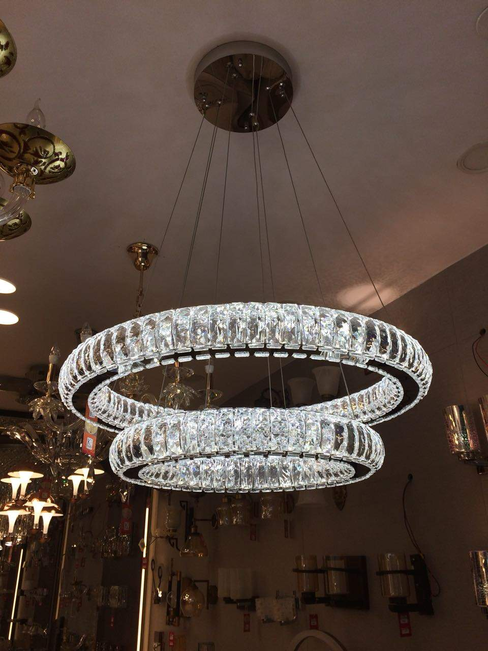 Chandelier light dealers in nehru place delhi