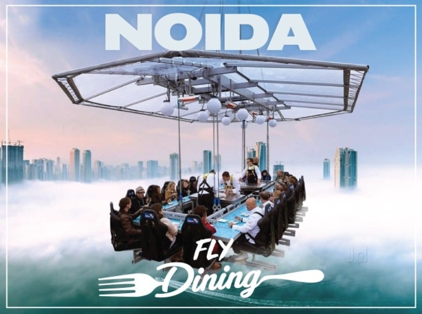 Image result for Fly Dining at Noida