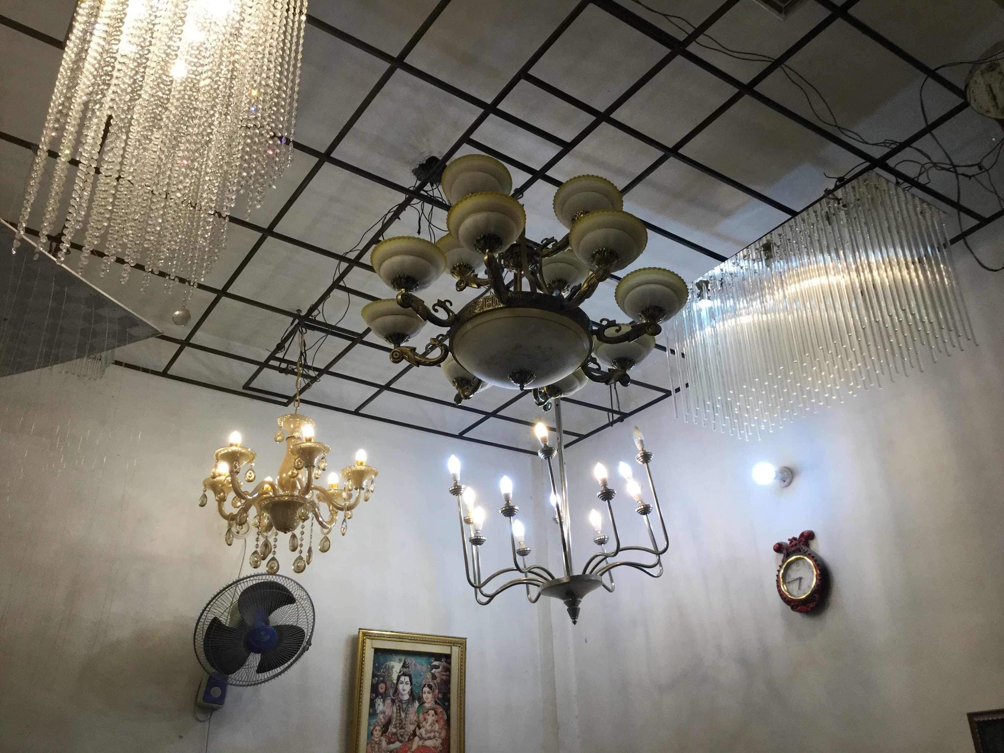 Chandelier manufacturers chandni chowk delhi