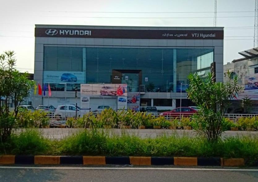Vtj Hyundai Service Center Maradu Car Repair Services In Ernakulam Justdial
