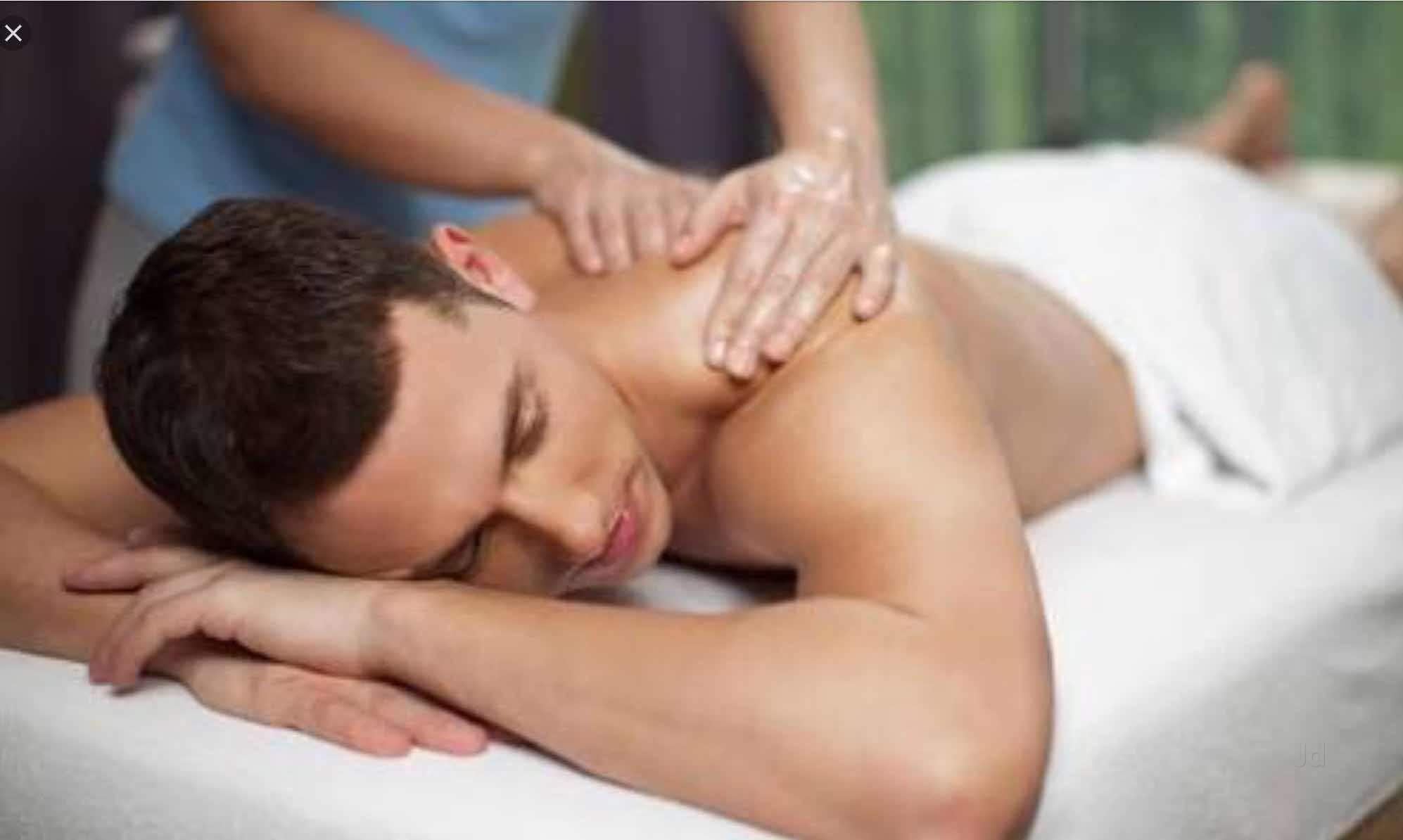 Men massage Nude Photos 96