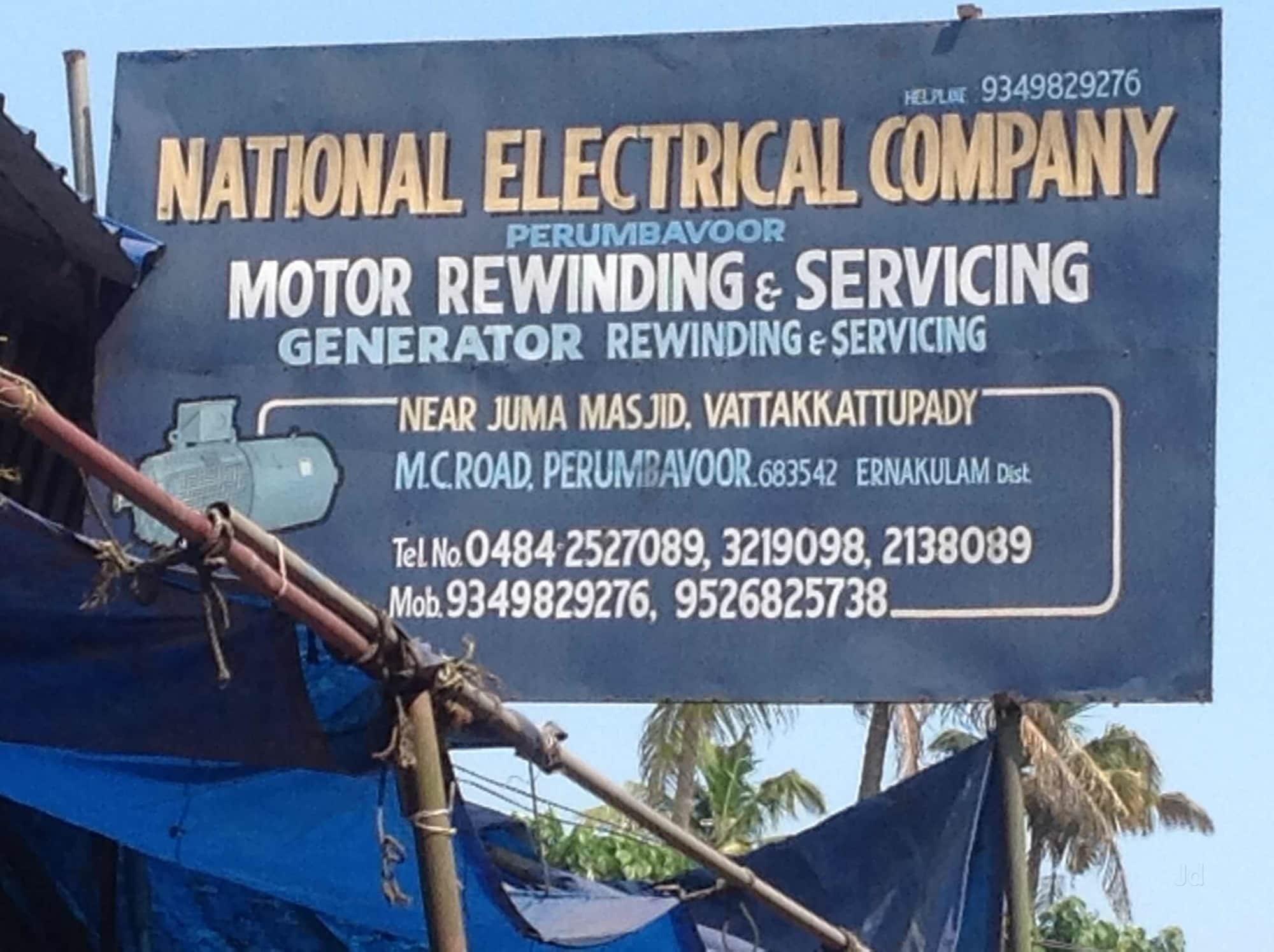 Top Generator Rewinding in Perumbavoor, Ernakulam - Justdial