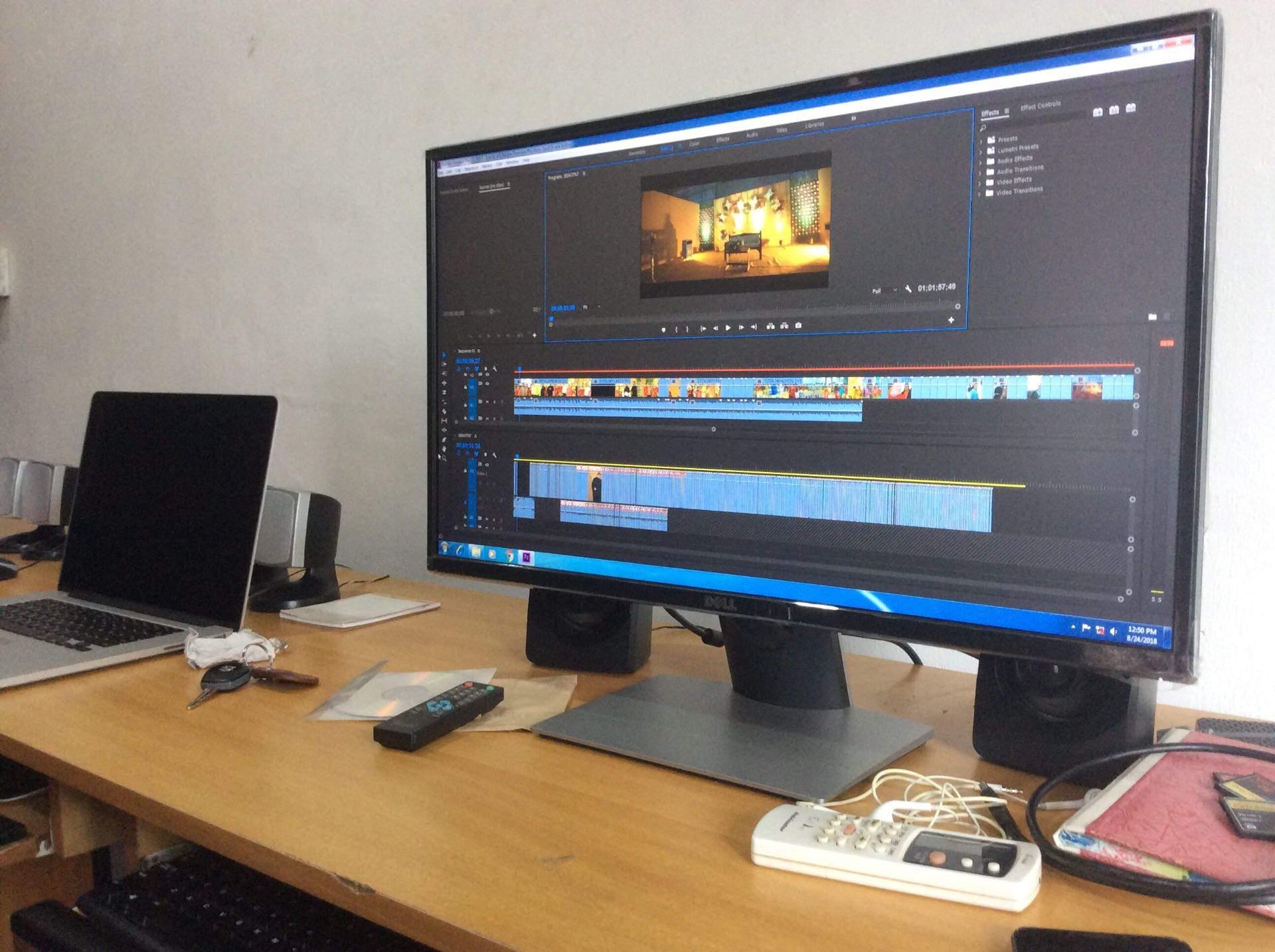 video editing companies near me