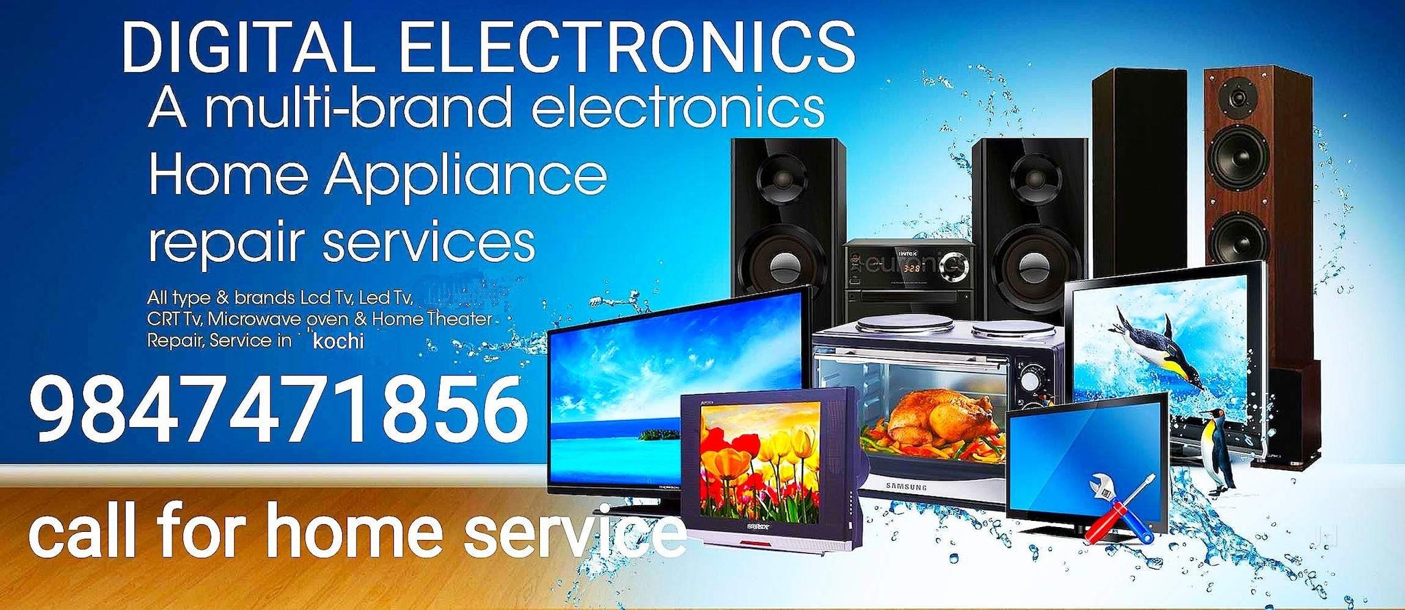 Top LG TV Repair in Tripunithura, Ernakulam - Best LG