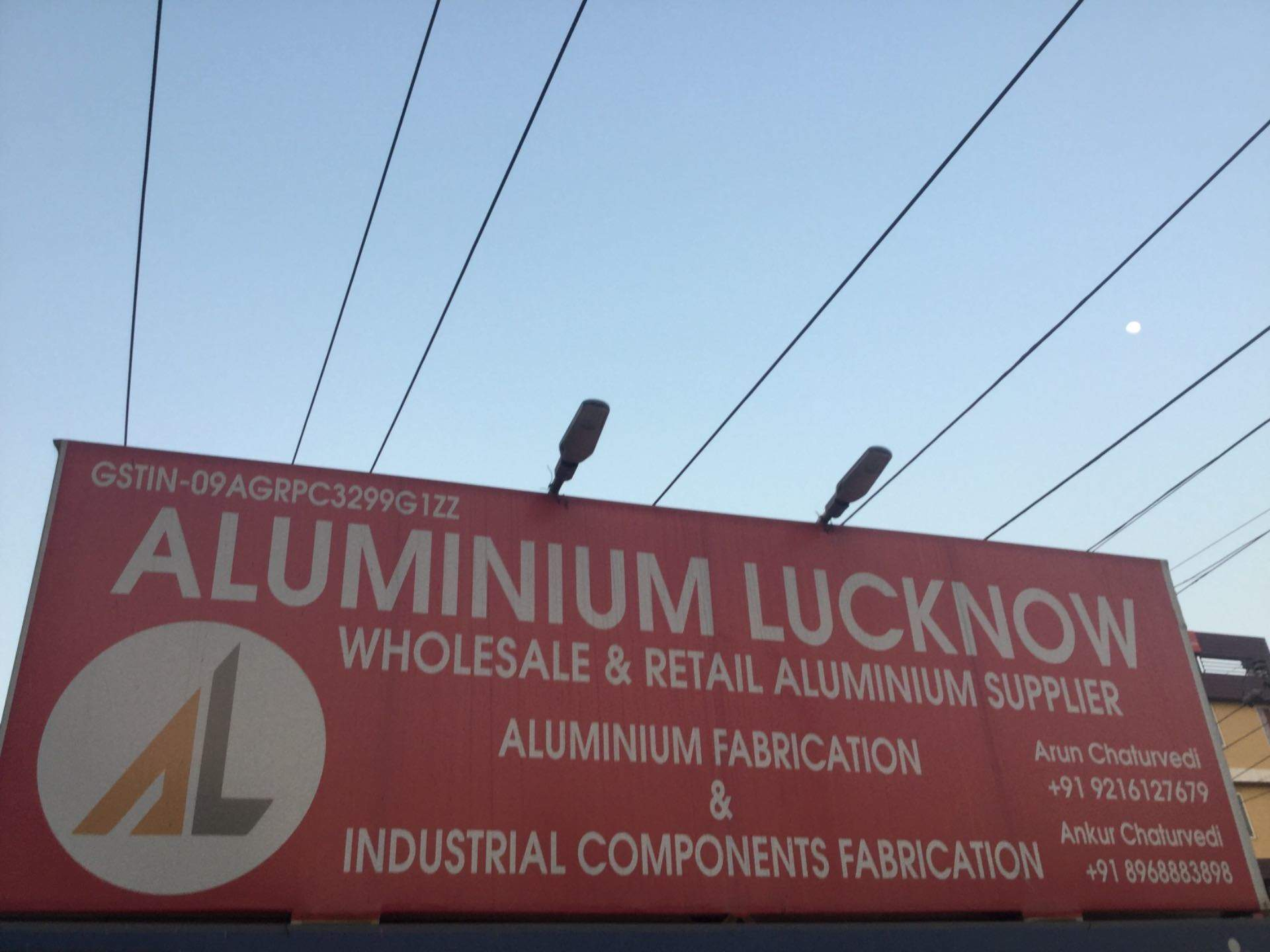 Top Aluminium Section Wholesalers in Faizabad - Best Aluminum
