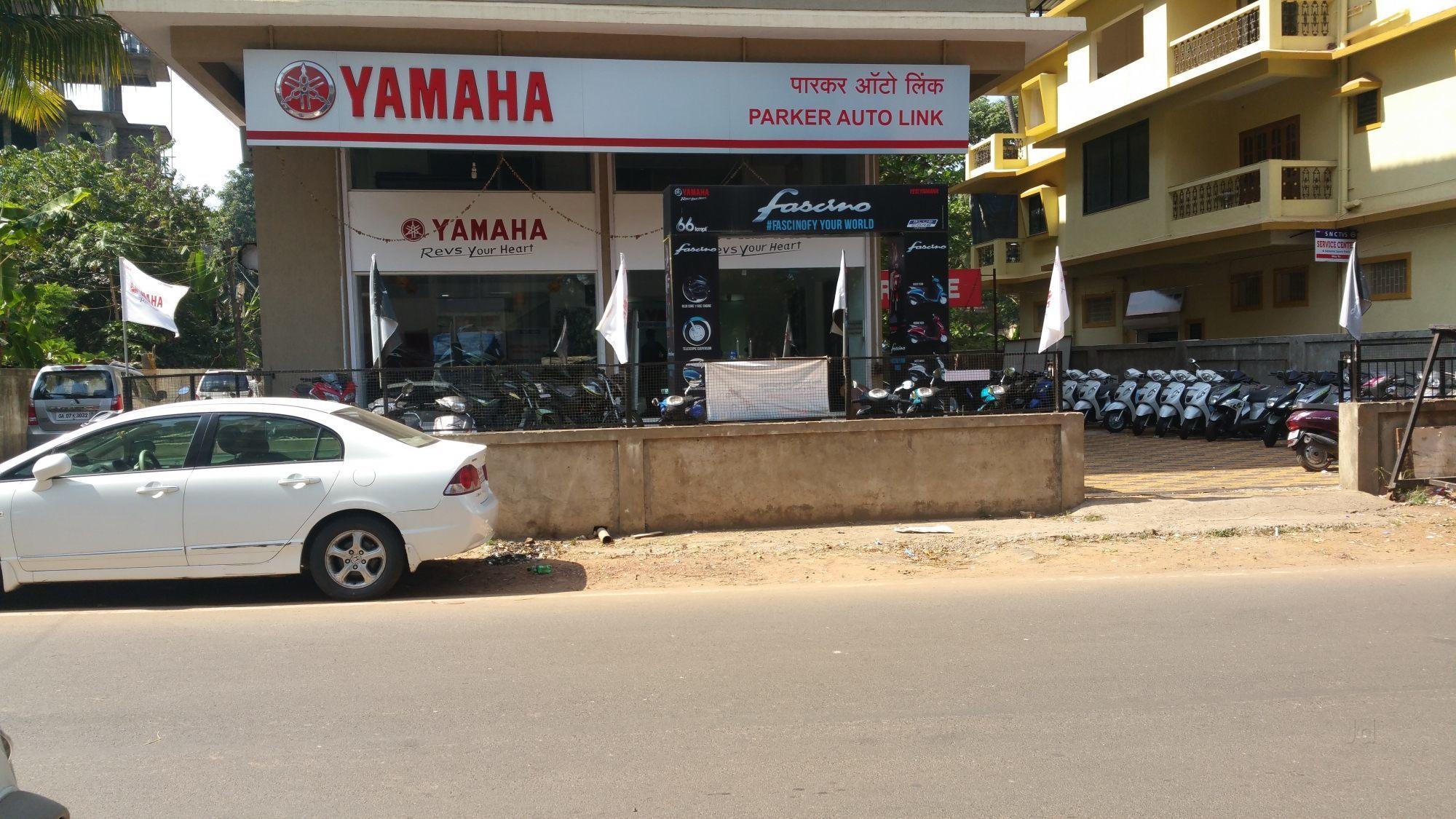 Top 10 Yamaha Motorcycle Showrooms in Goa - Yamaha Bikes