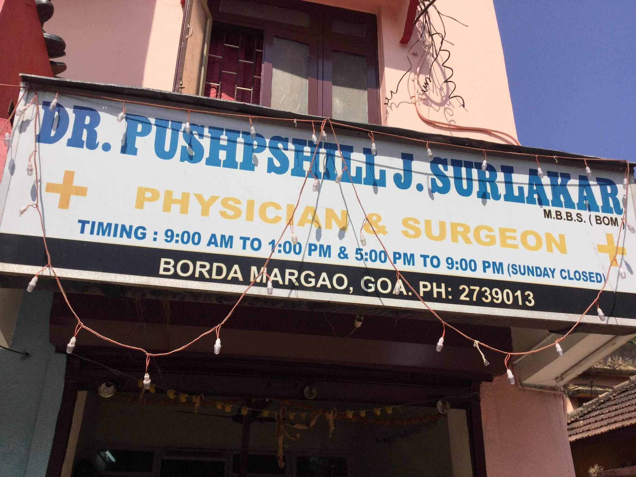 Top General Physicians in Margao, Goa - Doctors Near Me