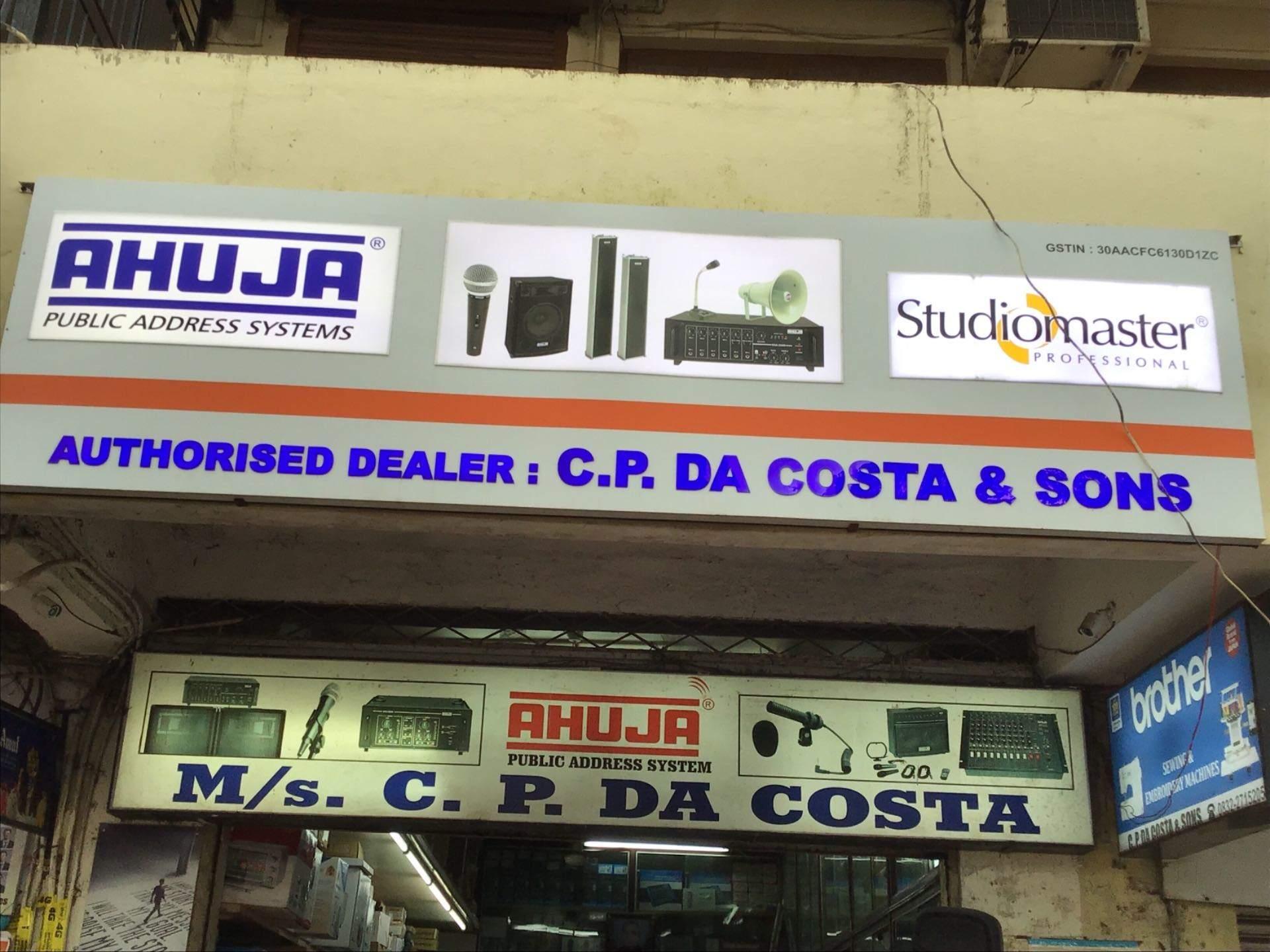 99e1c0c7b9 Top 20 Sewing Machine Dealers in Goa - Best Tailoring Machine ...