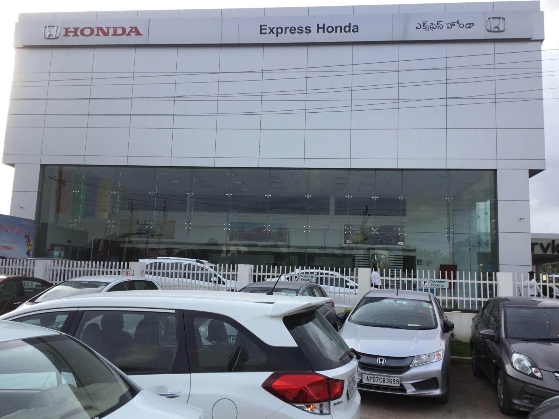 Top Honda Car Dealers In Guntur Honda Showrooms In Guntur Best