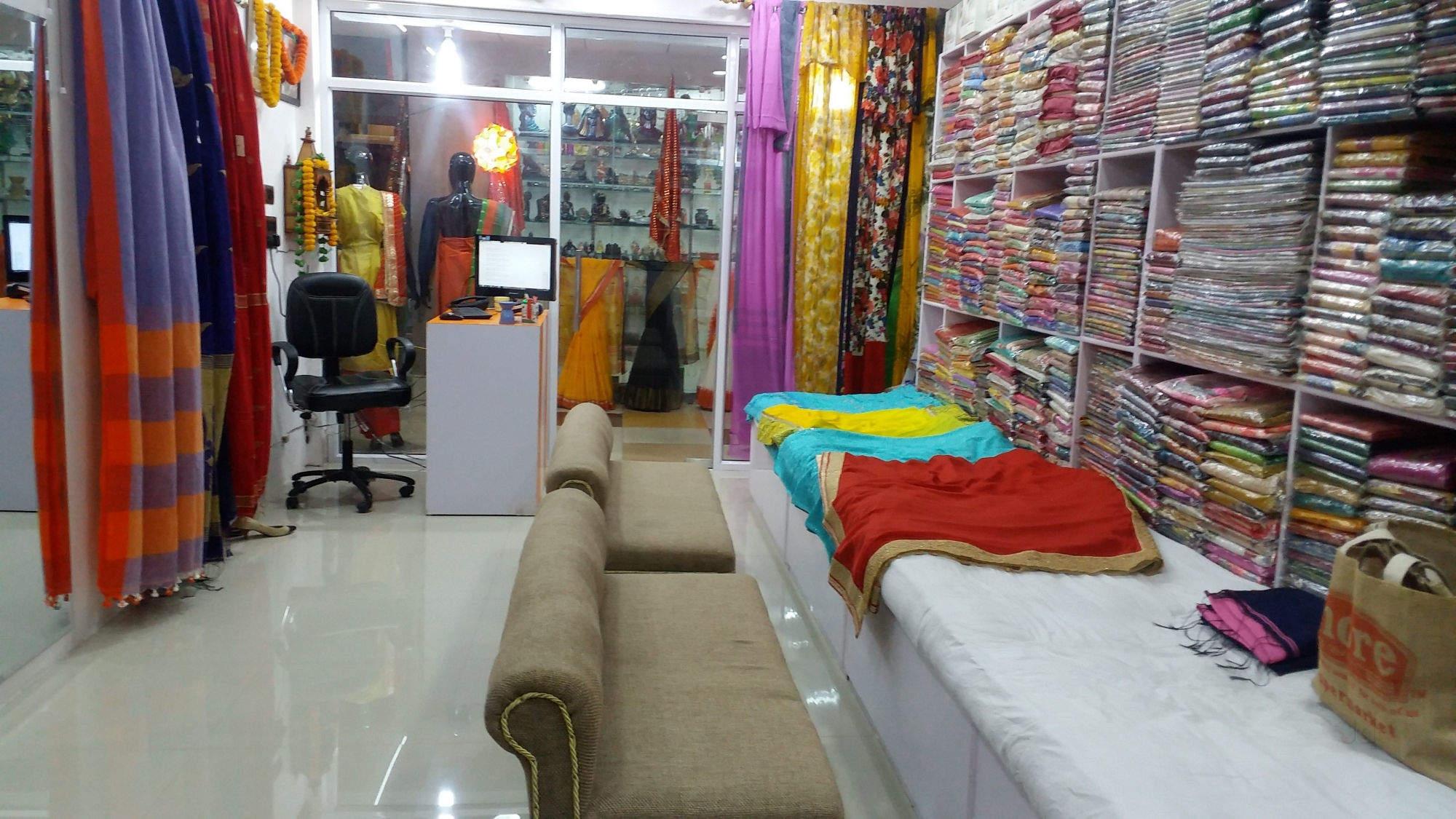 Designer saree retailers gurgaon sector 46 delhi