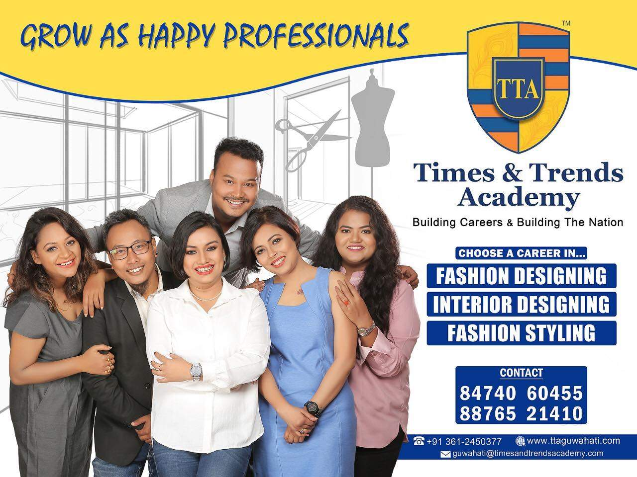 Times And Trends Academy Chandmari Tutorials In Guwahati Justdial