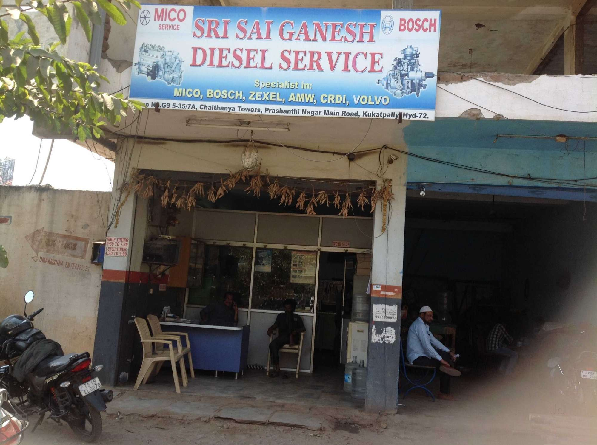 Top 100 Bosch Fuel Injection Pump Repair & Services in Hyderabad