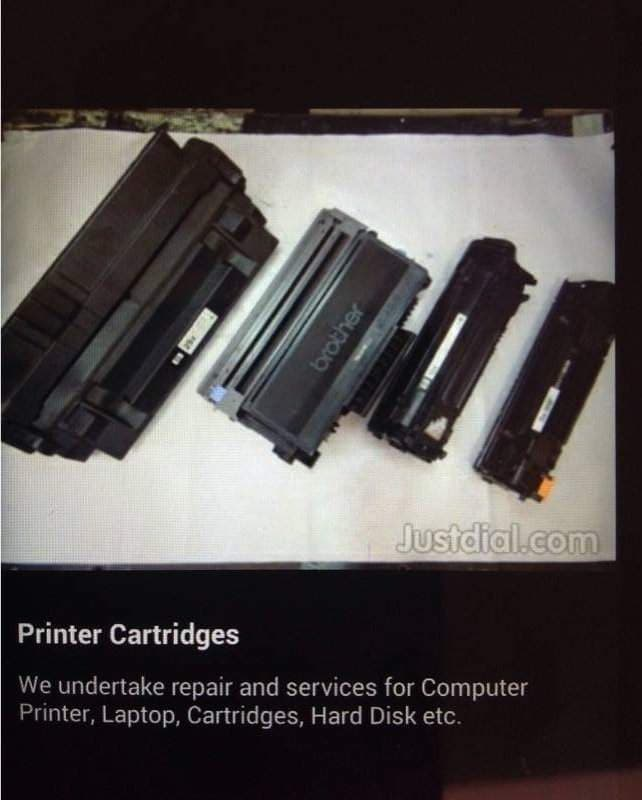 Top 100 Cartridge Refilling Services in Hyderabad - Best Computer