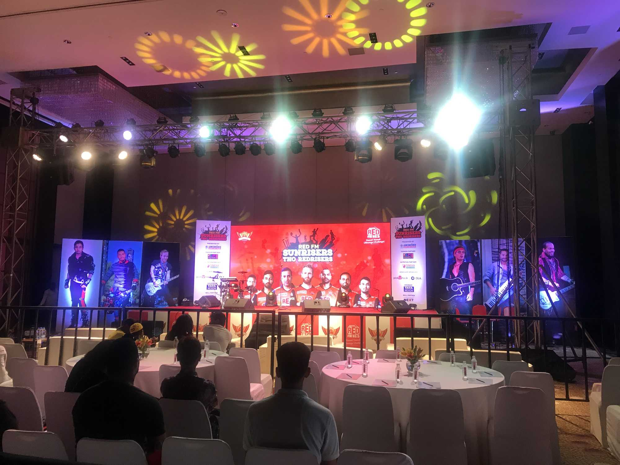Top 10 Stage Light Truss On Hire in Hyderabad - Best Stage Lighting