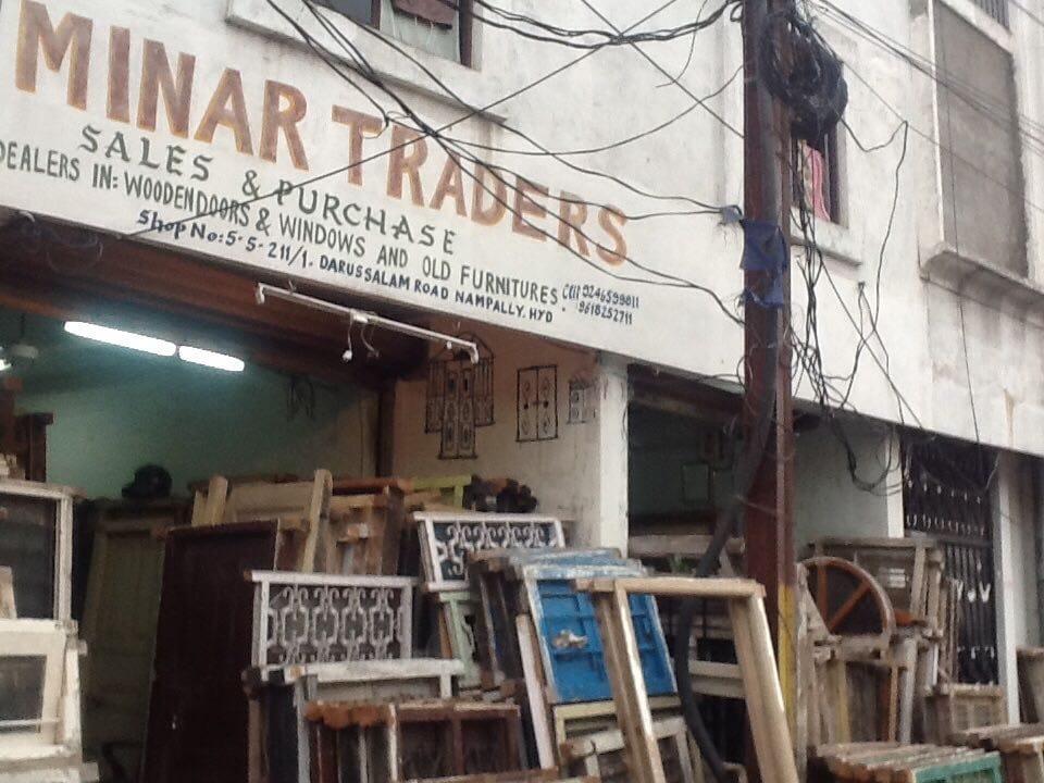 Top Second Hand Wooden Door Buyers in Hyderabad - Best Used