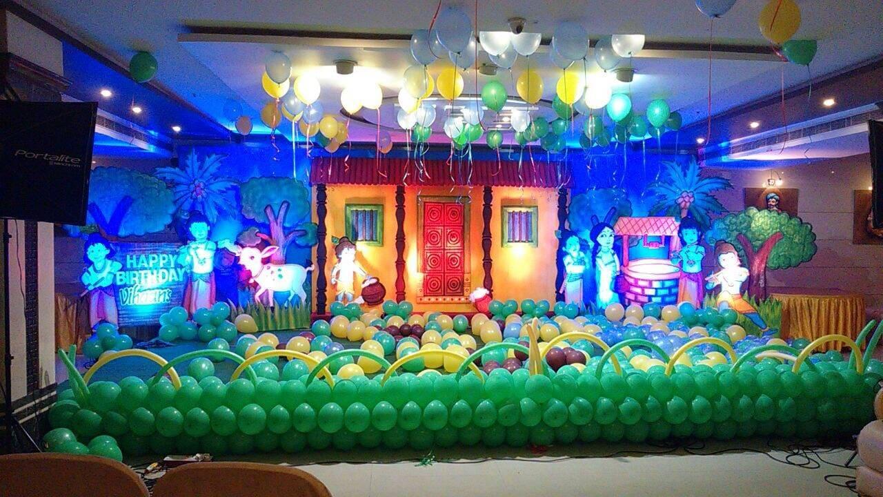 Birthday Party Decorators Hyderabad