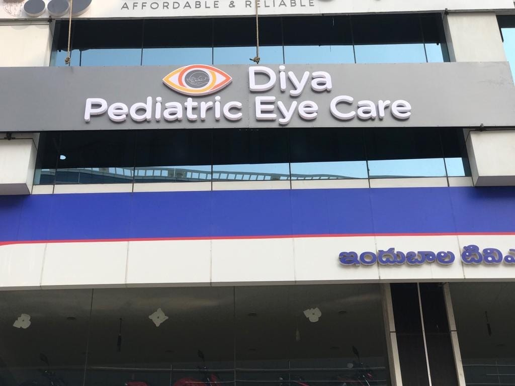 Top 50 Paediatric Ophthalmologist in Hyderabad - Best
