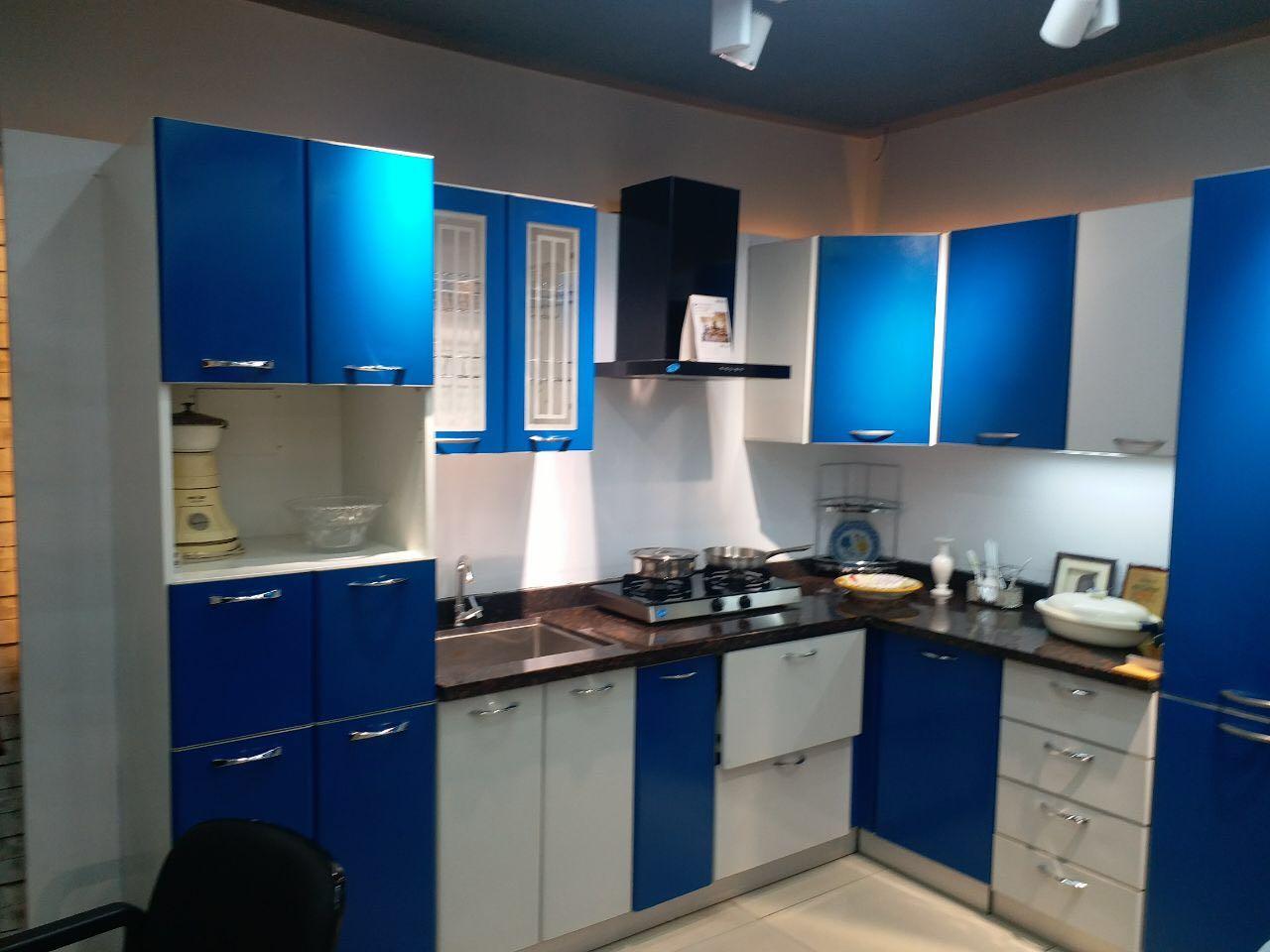 Top Godrej Interio Modular Kitchen Dealers In Suchitra Cross Road