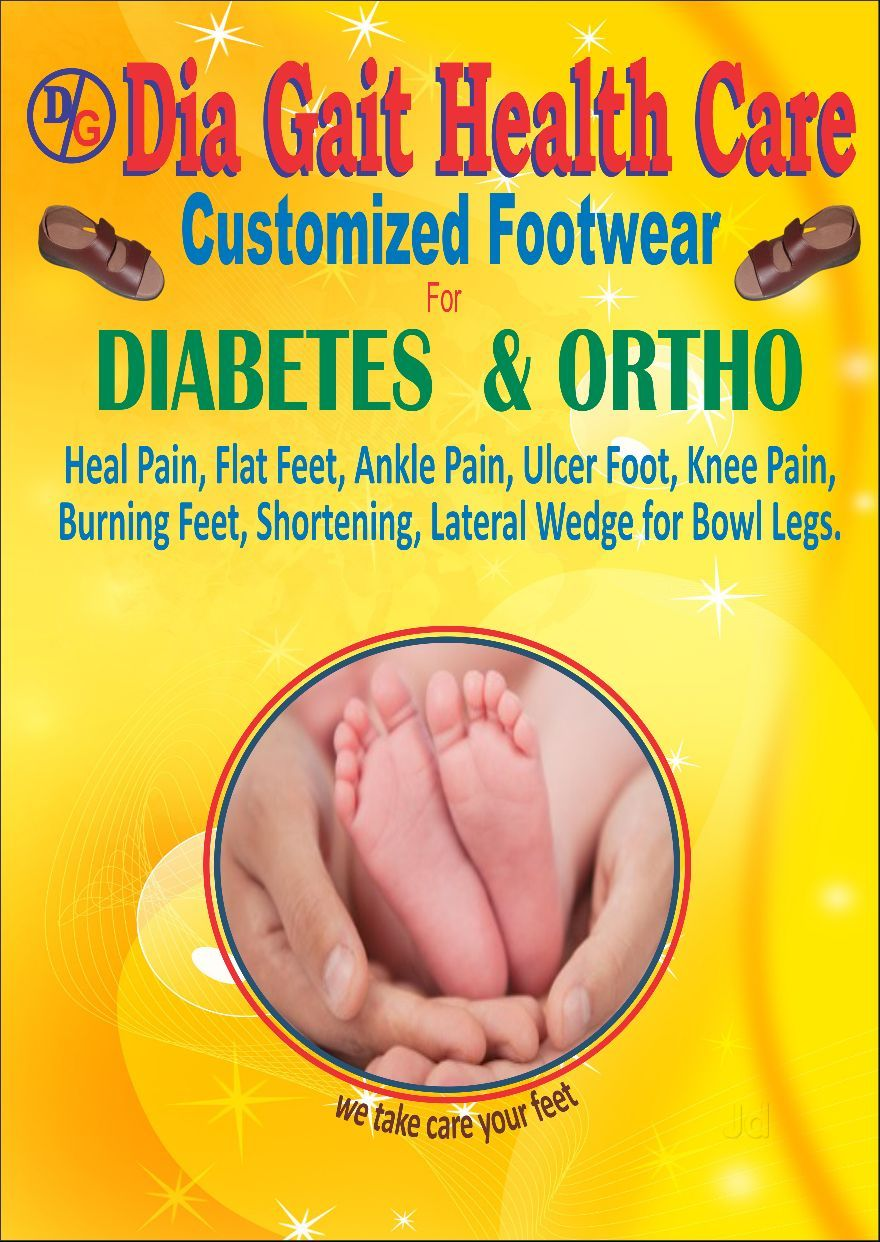 9577a3cca56f Top 100 Orthopaedic Shoe Dealers in Hyderabad - Best Handicapped ...