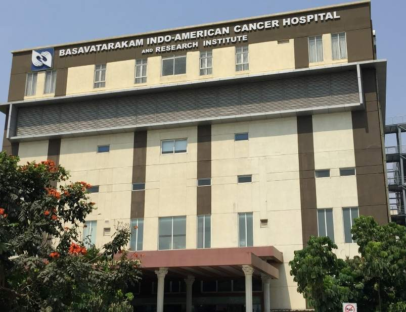 Dr. Raju Kvpn (Basavatarakam Indo American Cancer Hospital ...
