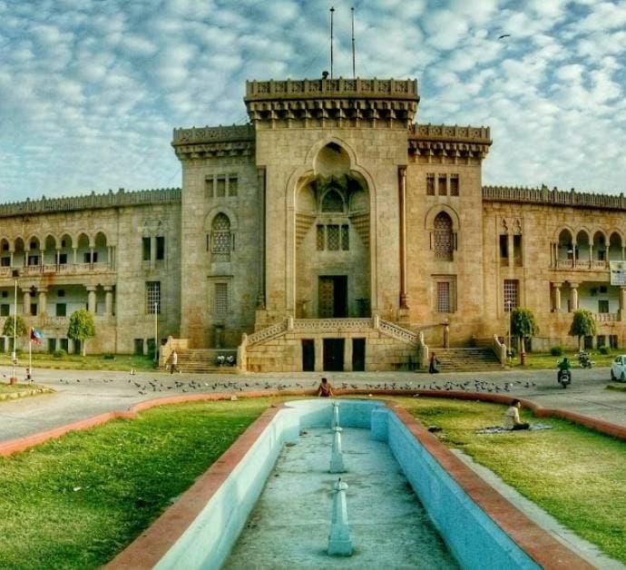 Osmania University, Hyderabad, Telangana – OU Hyderabad - Justdial