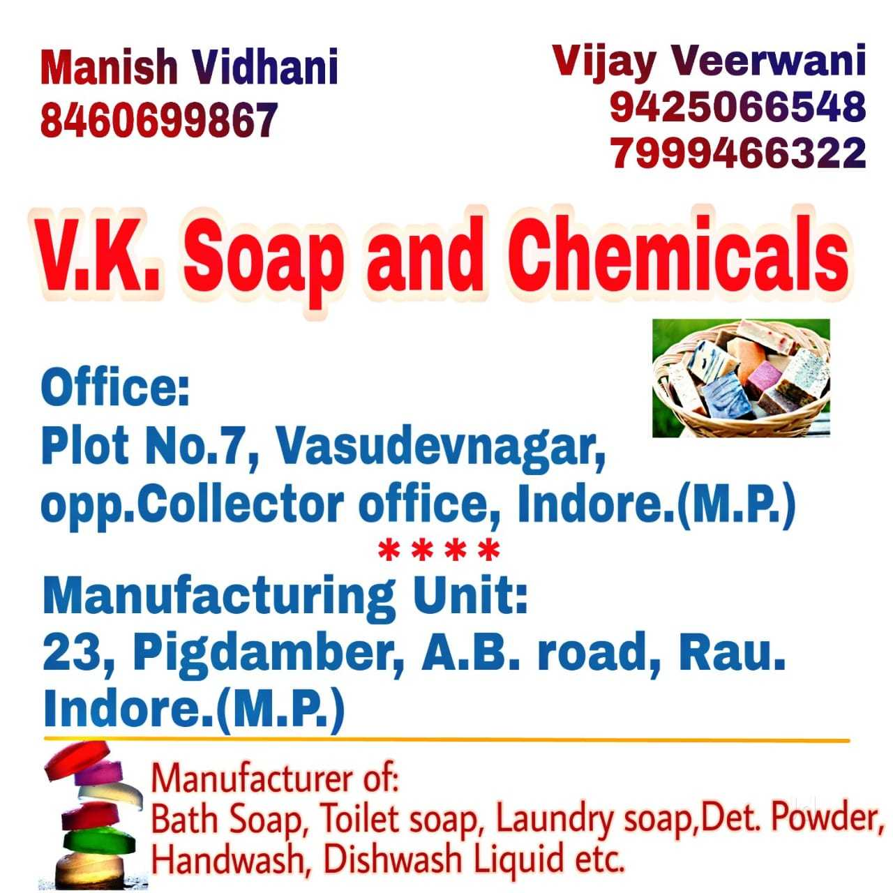 Top 30 Soap Manufacturers in Indore - Best Soap Industry - Justdial