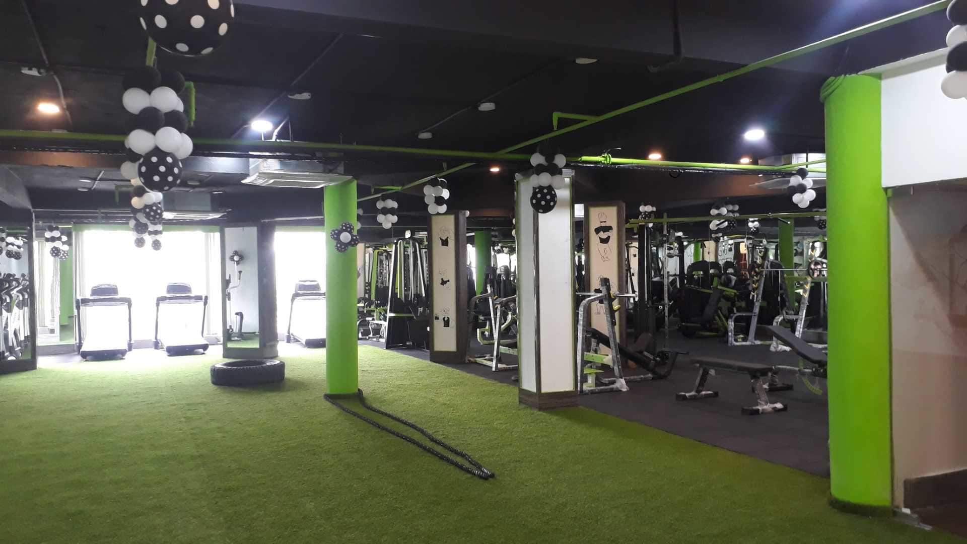 Top 50 Gyms in Vijay Nagar - Best Body Building & Fitness Centres