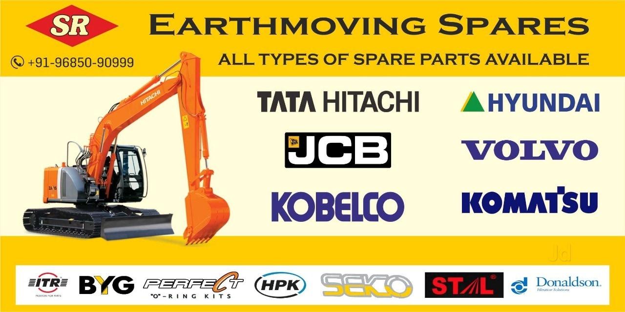 Top Volvo Excavator Dealers in Indore - Best Volvo Excavator
