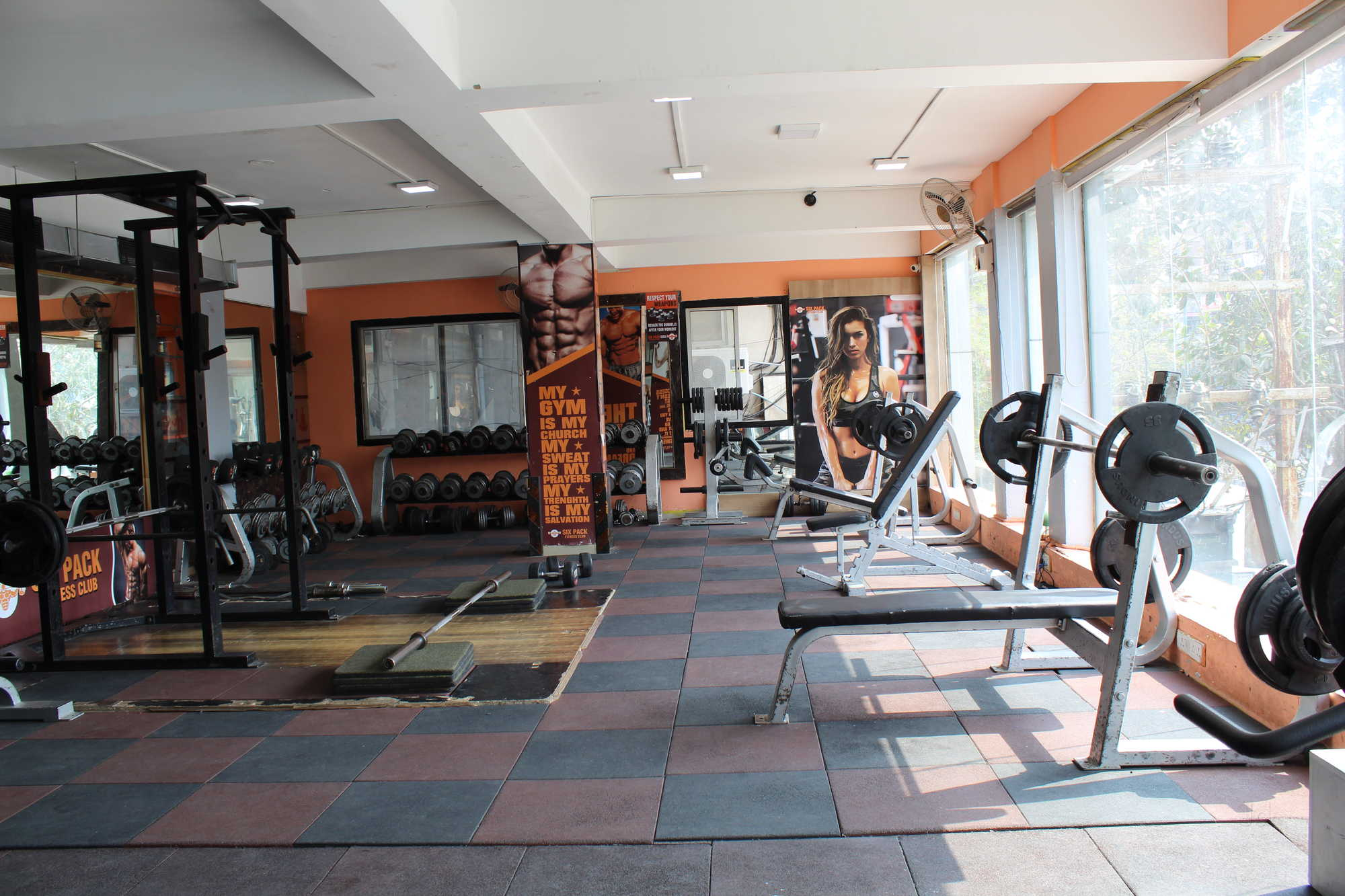 Top 100 gyms in sapna sangeeta road best body building & fitness