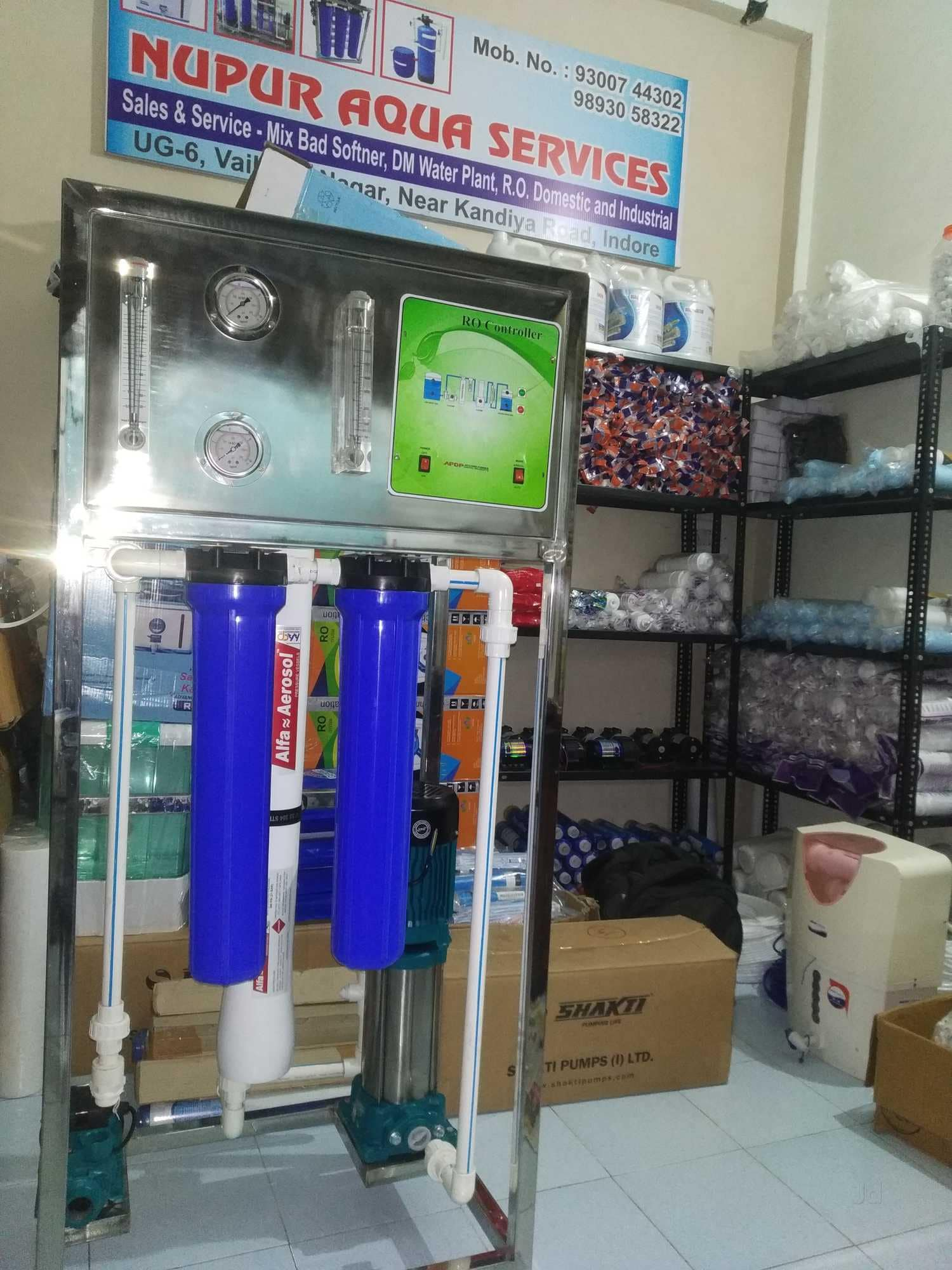 Top Ro Chemical Wholesalers In Indore