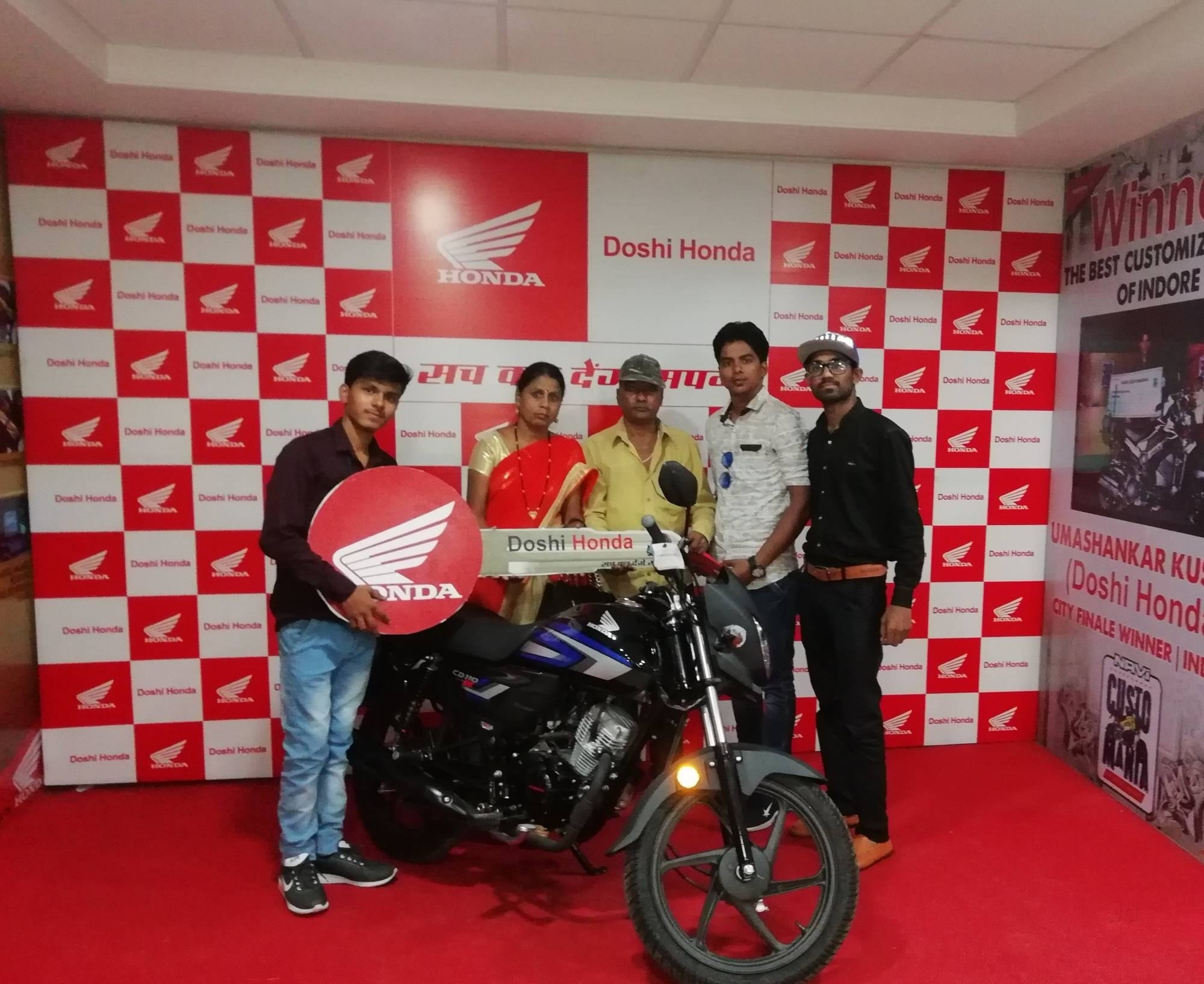 Top 10 Honda Bike Showrooms in Vijay Nagar - Authorised