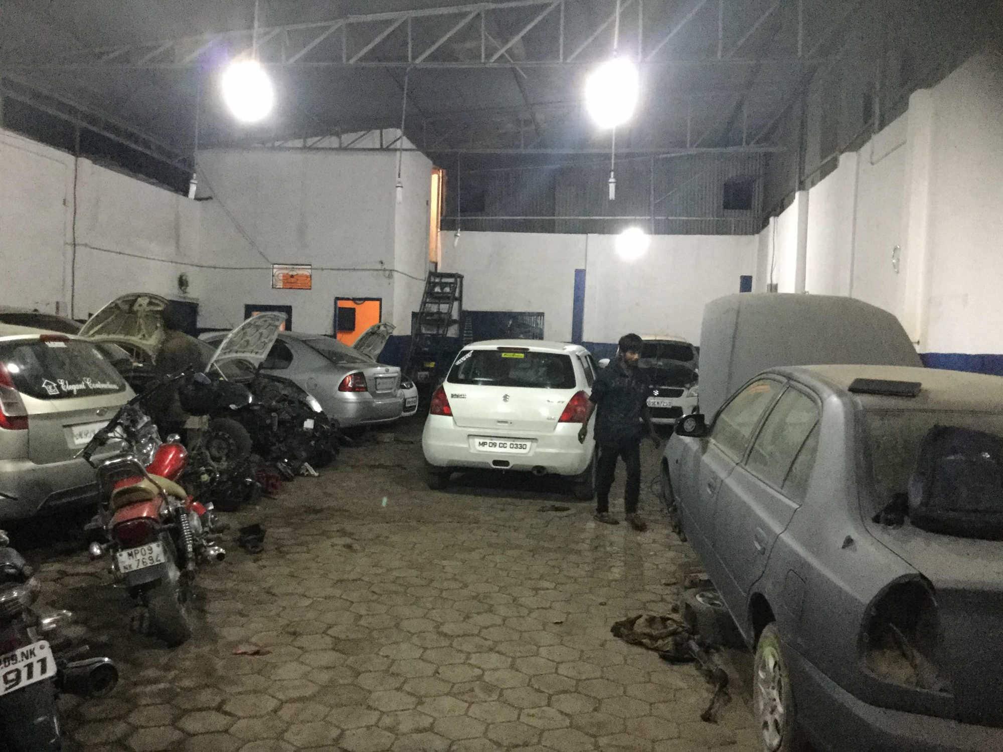 Audi Car Repair Services Indore Justdial - Audi car repair